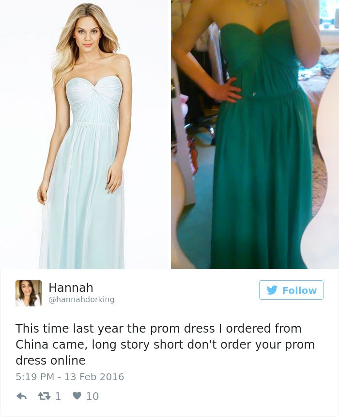 539d9d60562 10+ Reasons Why You Should Never Buy Your Prom Dress Online