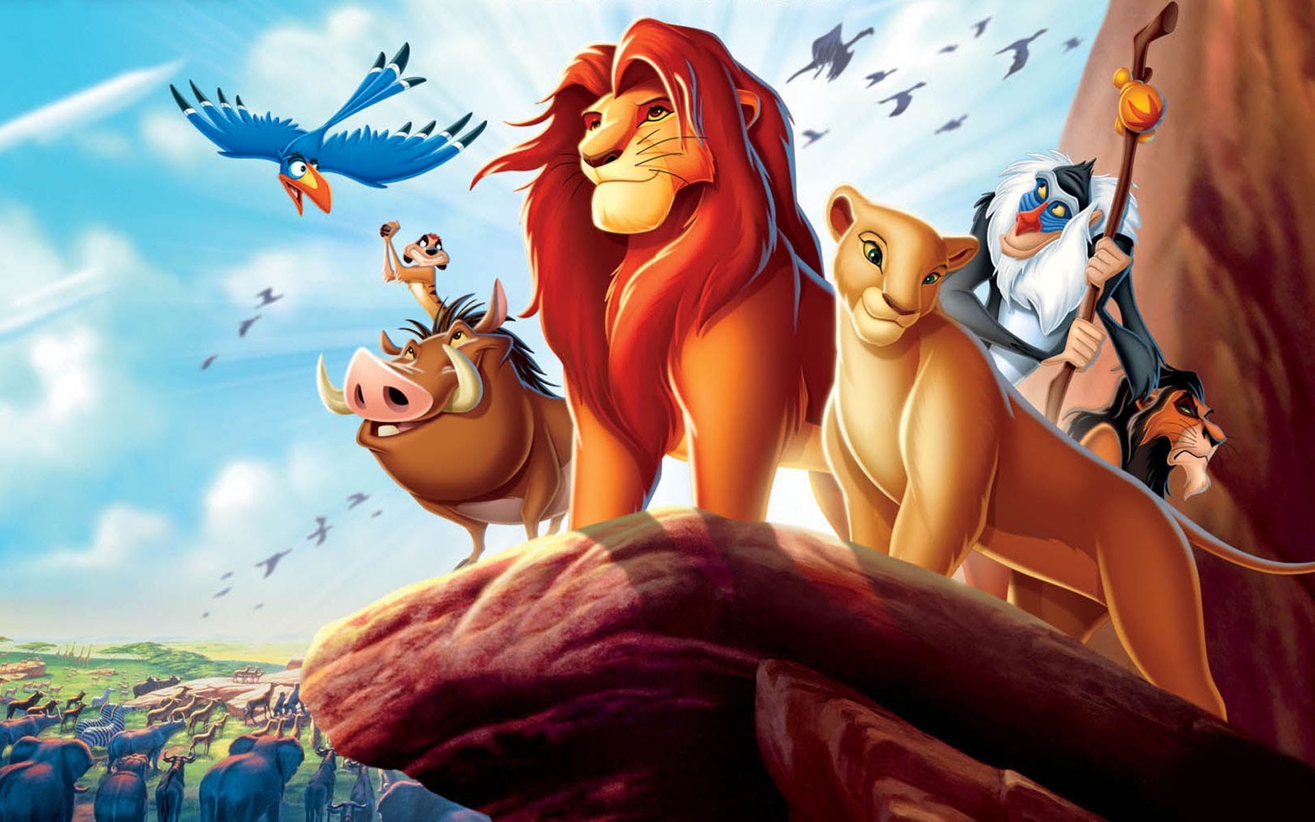 The Lion King – July 19th, 2019