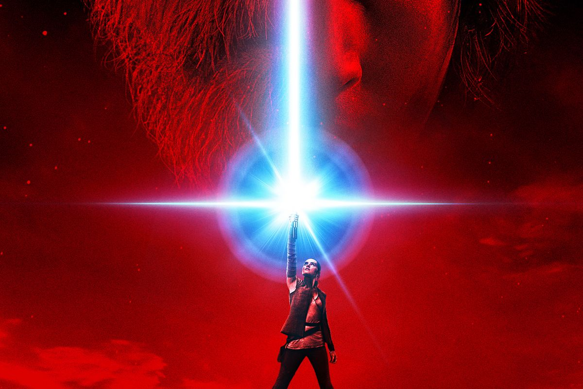 Star Wars: The Last Jedi – December 15th, 2017