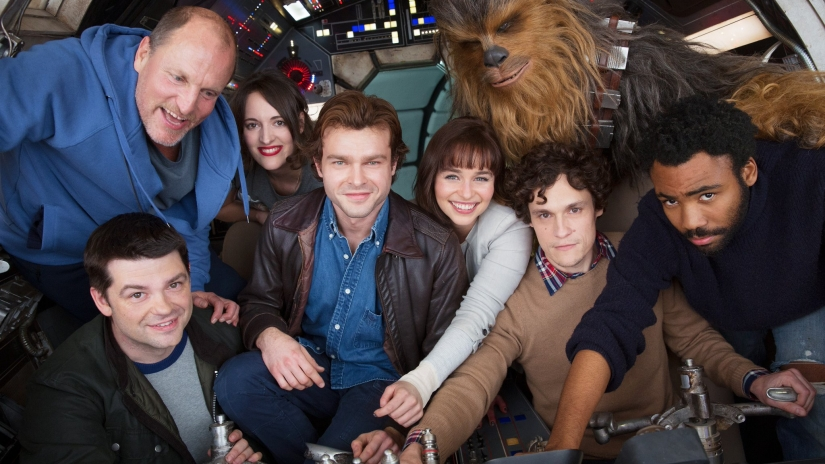 Han Solo A Star Wars Story – May 25th, 2018