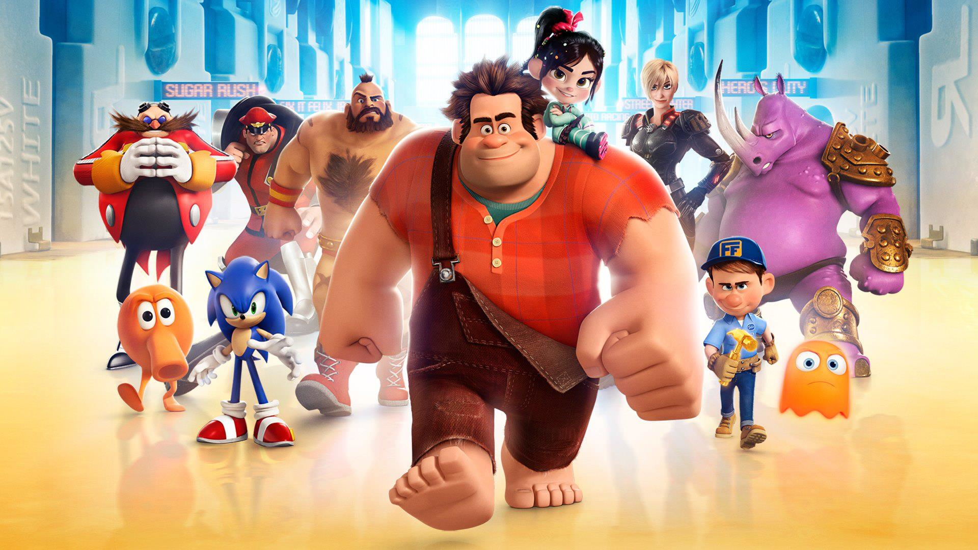 Ralph Breaks the Internet: Wreck-it Ralph 2 – 21st November 2018
