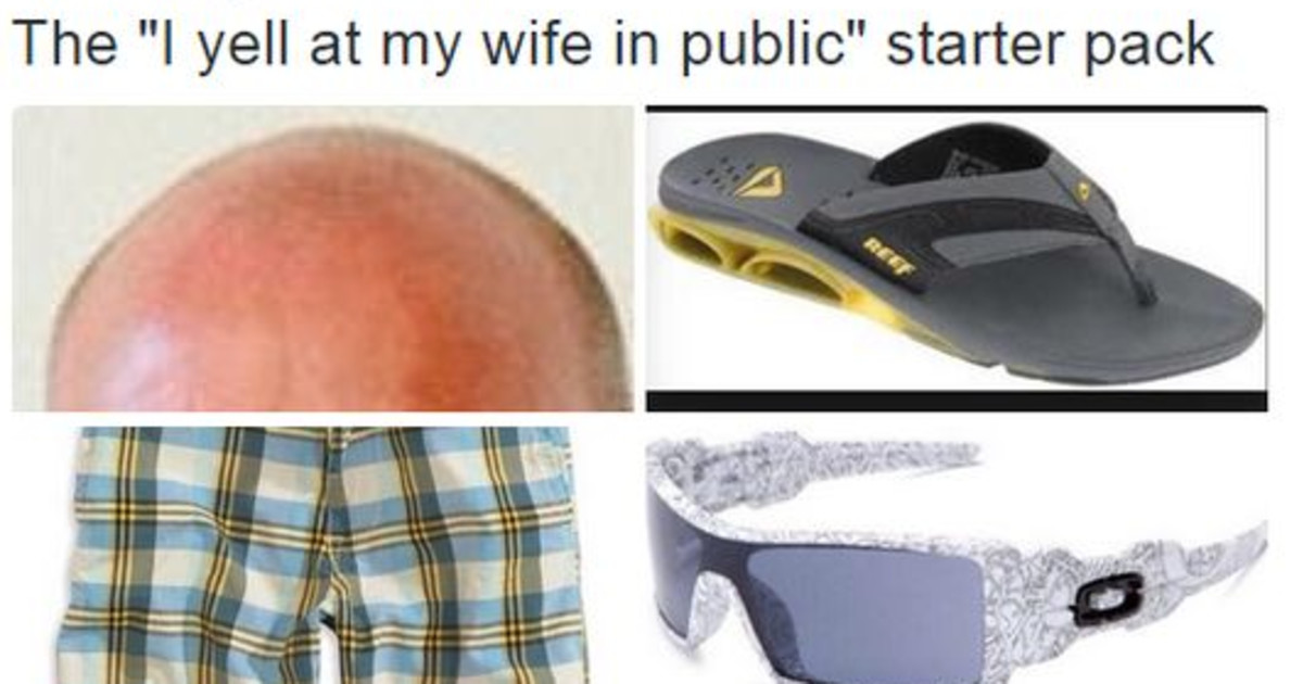 30 Starter Packs That Are Too Good For Words