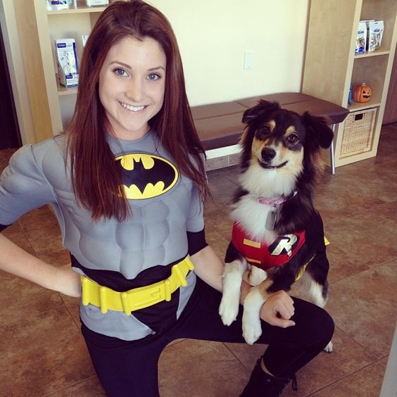 sc 1 st  RearFront & Halloween Couple Costumes With Dogs 22|RearFront