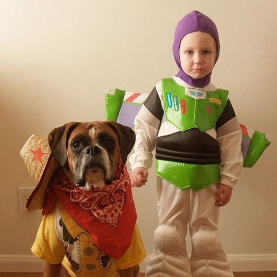halloween couple costumes with dogs 6rearfront