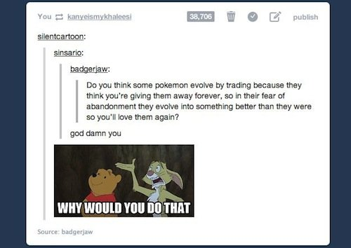 10+ Times Tumblr Asked The Most Important Questions That ...