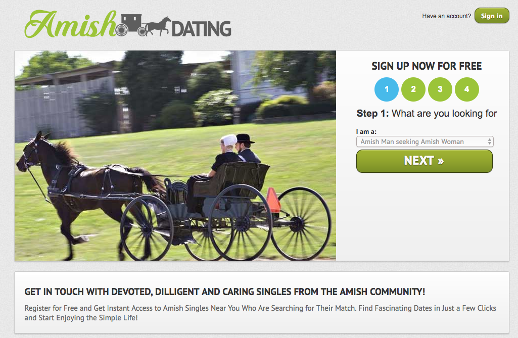 Amish-Dating-Website